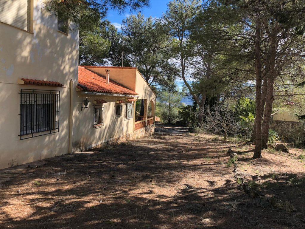 Casa de Campo en Enguera. Ref. 1101